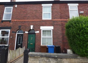 Thumbnail 2 bed terraced house to rent in Partridge Court, Buxton Road, Stockport