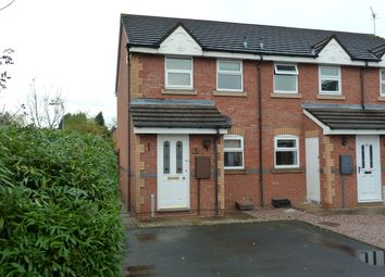 Thumbnail 2 bed semi-detached house to rent in Celandine, Kettlebrook, Tamworth.