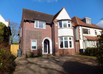 Thumbnail 4 bed detached house for sale in Mere Green Road, Four Oaks, Sutton Coldfield