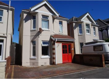 Thumbnail 3 bed detached house for sale in Hannington Road, Bournemouth