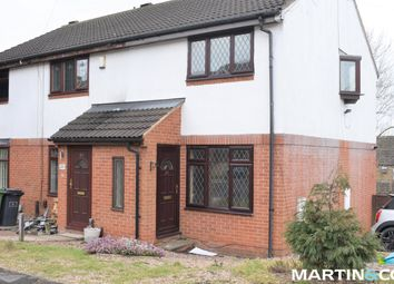 Thumbnail 2 bed semi-detached house to rent in Charnwood Bank, Batley