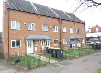 Thumbnail 4 bed town house to rent in Elstow Road, Elstow, Bedford