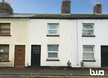 Thumbnail 2 bed terraced house for sale in 38 Upper Church Street, Oswestry, Shropshire