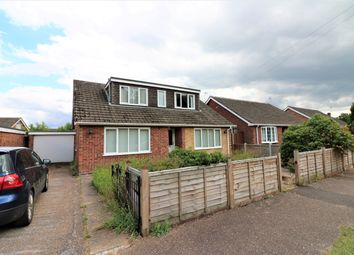 Thumbnail 4 bedroom detached house to rent in Springfield Road, Taverham