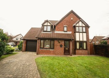 Thumbnail 5 bedroom detached house for sale in Evanstone Close, Horwich, Bolton