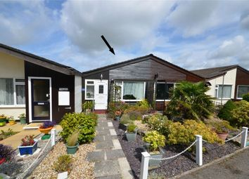 Thumbnail 1 bed terraced bungalow for sale in Ellen Close, Mount Hawke, Truro, Cornwall