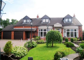 Thumbnail 6 bed detached house to rent in Ribchester Road, Clayton-Le-Dale, Blackburn