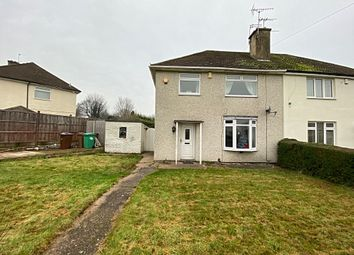 3 bed semi-detached house for sale in Wigman Road, Nottingham NG8