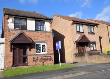 Thumbnail 3 bed detached house for sale in Kingfisher Close, Bulwell, Nottingham