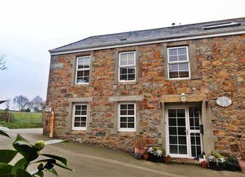 Thumbnail 3 bed end terrace house for sale in La Rue Du Creux Baillot, St. Ouen, Jersey