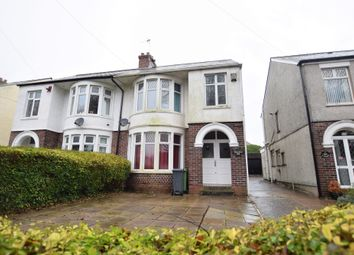 Thumbnail 3 bed semi-detached house to rent in Caerau Lane, Cardiff, South Glamorgan