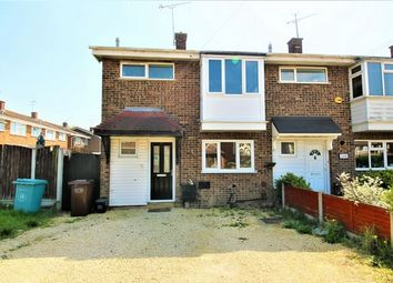Thumbnail 3 bed end terrace house for sale in Link Road, Canvey Island, Essex