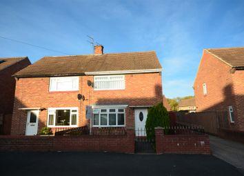 Thumbnail 2 bedroom semi-detached house for sale in Castleford Road, Sunderland