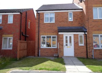 Thumbnail 3 bed terraced house for sale in Hutchinson Close, Coundon, Bishop Auckland