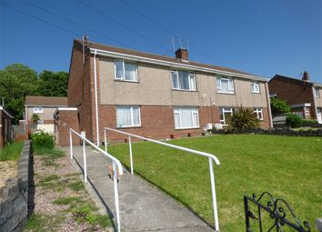 Thumbnail 2 bed flat for sale in 8 Heol Ffynnon, Loughor, Swansea, West Glamorgan