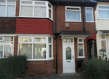 Thumbnail 3 bedroom terraced house to rent in Gardenia Avenue, Luton