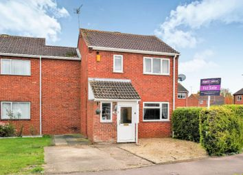 Thumbnail 3 bed end terrace house for sale in Gould Drive, Tewkesbury