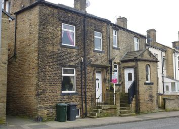 Thumbnail 1 bedroom end terrace house for sale in Huddersfield Road, Wyke, Bradford