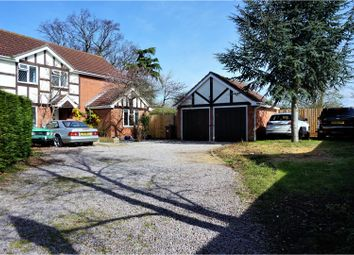 Thumbnail 4 bedroom detached house for sale in Carters Close, Bretton, Peterborough