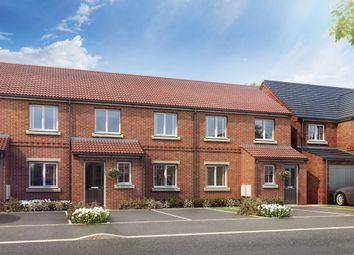 "Thumbnail 3 bed semi-detached house for sale in ""The Worsley"" at Morton On Swale, Northallerton"