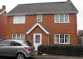 Thumbnail 5 bedroom property to rent in Tizzick Close, Norwich