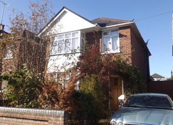 Thumbnail 3 bedroom detached house for sale in Linden Road, Parkstone, Poole