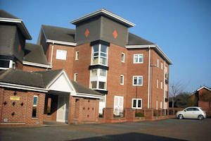 Thumbnail 2 bedroom flat to rent in Bickerstaff Court, Telford