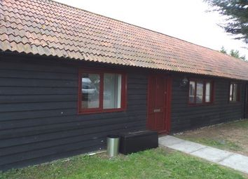 Thumbnail 1 bed bungalow to rent in Fen Lane, North Ockendon, Upminster