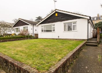 Thumbnail 3 bed detached bungalow for sale in Elmfield Close, Gravesend