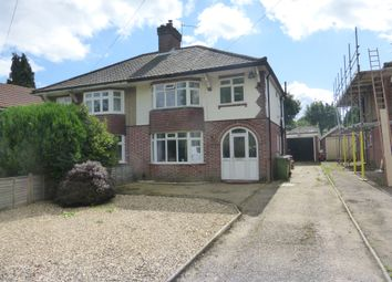 Thumbnail 3 bed terraced house for sale in Plumstead Road East, Norwich