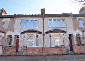 Thumbnail 3 bed terraced house for sale in Hollington Road, London