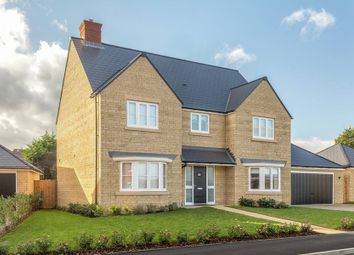 "Thumbnail 5 bed detached house for sale in ""The Bodicote"" at Calais Dene, Bampton"