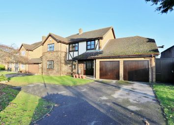 Thumbnail 4 bedroom detached house for sale in Court Farm Road, London