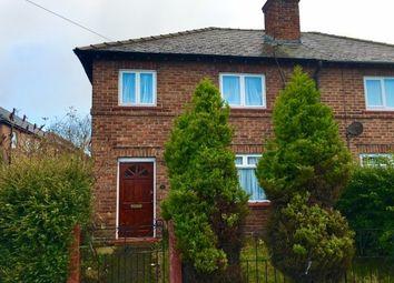 Thumbnail 2 bed semi-detached house to rent in Allington Place, Handbridge, Chester