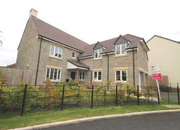 Thumbnail 5 bedroom detached house for sale in Sloe Way, Stoke Gifford, Bristol