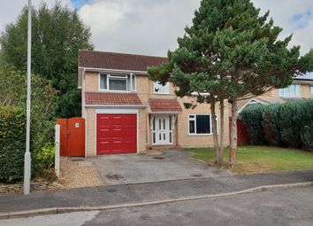Thumbnail 4 bed detached house for sale in Hayward Way, Verwood