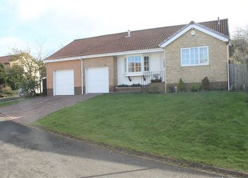3 bed detached bungalow for sale in Ruskin Court, Prudhoe NE42