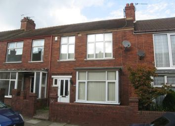 Thumbnail 3 bed terraced house to rent in Monks Road, Mount Pleasant, Exeter, Devon