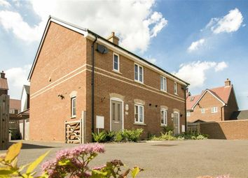 Thumbnail 3 bed semi-detached house for sale in Cyprus Way, Newton Leys, Milton Keynes, Bucks