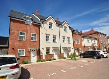 Thumbnail 3 bed town house to rent in Ellis Road, Broadbridge Heath, Horsham
