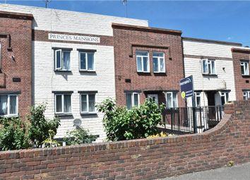 Thumbnail 3 bedroom maisonette for sale in Princes Mansions, Harefield Road, Uxbridge