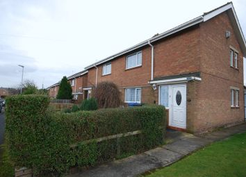 Thumbnail 2 bed semi-detached house for sale in Patton Way, Pegswood, Morpeth