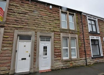 Thumbnail 2 bed terraced house to rent in Warwick Place, Workington