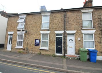 Thumbnail 3 bedroom terraced house for sale in William Street, Sittingbourne