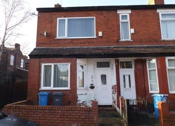 Thumbnail 3 bed end terrace house for sale in Dalny Street, Manchester, Greater Manchester
