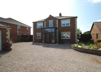 Thumbnail 4 bed detached house for sale in St. Marys Close, Hogsthorpe, Skegness