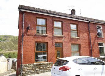 Thumbnail 3 bed terraced house to rent in Tanybryn Terrace, Pontygwaith, Ferndale