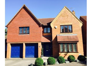 Thumbnail 5 bed detached house for sale in Simms Croft, Middleton