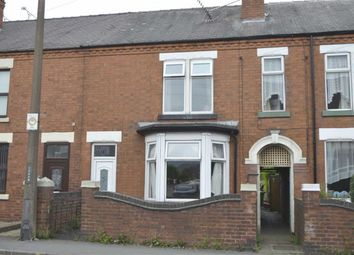 Thumbnail 3 bedroom terraced house for sale in Main Road, Leabrooks, Alfreton