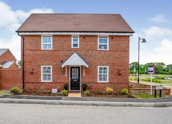 Thumbnail 3 bed detached house for sale in Robins Road, Waterlooville